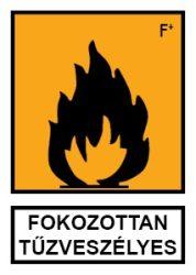 V.08 FOKOZOTTAN TŰZVESZÉLYES