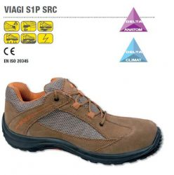 PANOPLY VIAGI S1P SRC Cipő