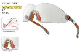 VENITEX VULCANO2 CLEAR Védőszemüveg