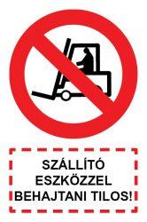 T.15 SZÁLLÍTÓ ESZKÖZZEL BEHALYTANI TILOS!