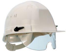 Visioceanic védősisak integrált szemüveggel