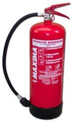 MAXIMA 9 Tűzoltó készülék