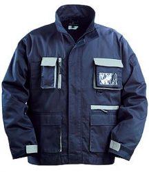 Navy munkaruha kabát