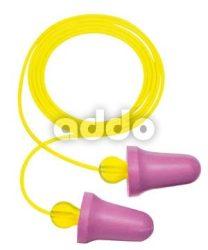 Peltor Next No-touch Corded zsinóros, színes, kúpos füldugó 30093
