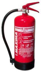 MAXIMA PKM 6B Tűzoltó készülék